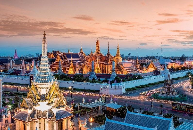Thailand Panorama