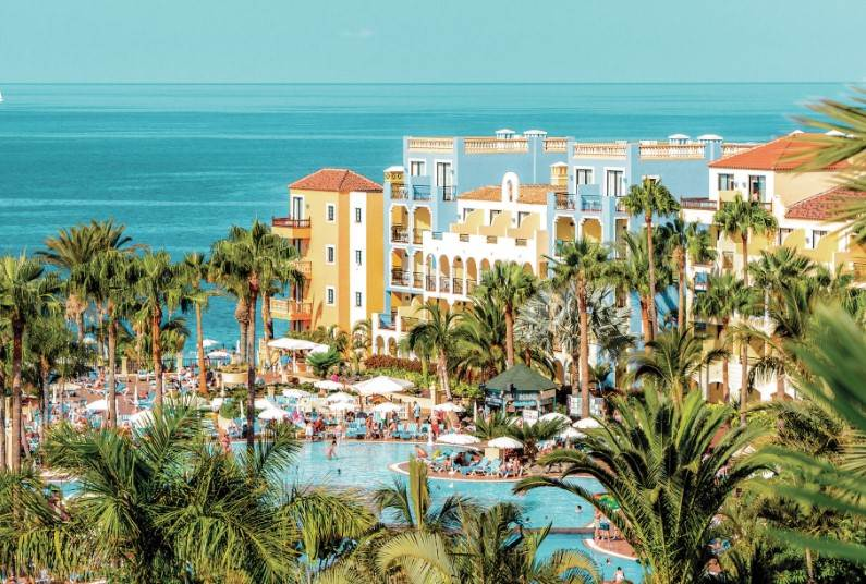 7 nights all-inclusive in Tenerife