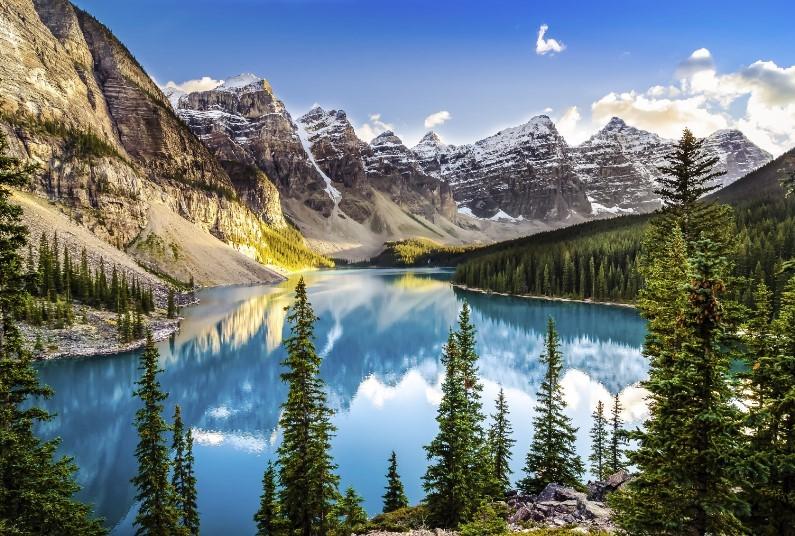 Canada's Rocky Mountaineer & Alaskan Cruise