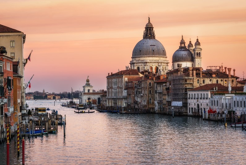 Experience Venice On This Short Break By Rail