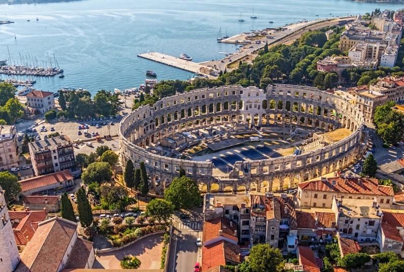 A150 Adriatic Cruise- MS Desire Supreme Split Cruise