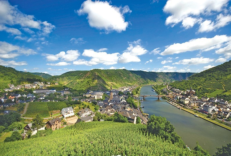 Treasures of the Rhine & Moselle