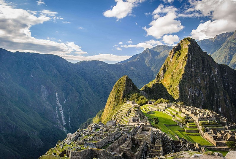 The Iconic Sights of Peru