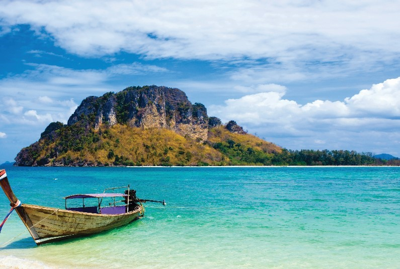 4 FREE nights in Thailand!