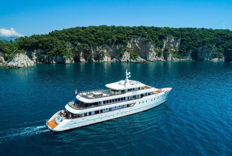 Adriatic Paradise Cruise - MS YOLO or MS Ohana Cruise