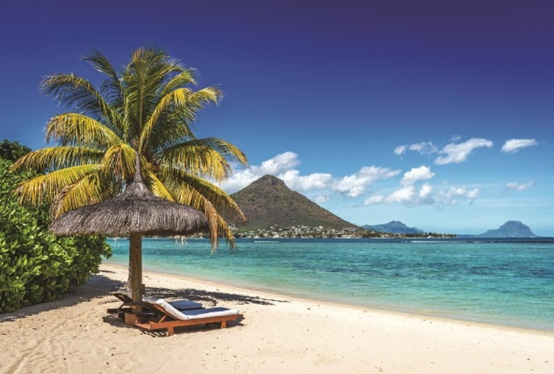 7 nights half-board in Mauritius