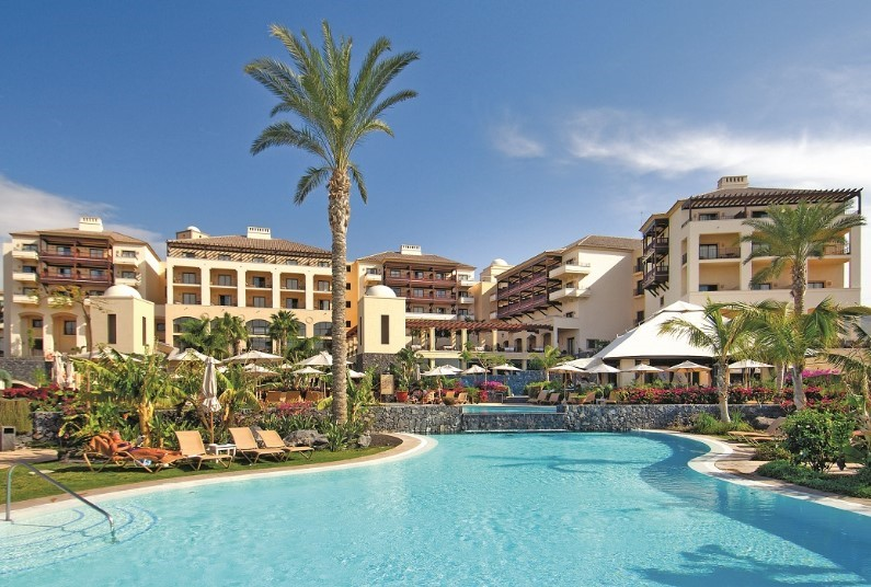 Luxury holiday in Tenerife