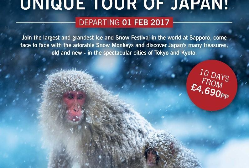 See the 2017 Sapporo Snow Festival