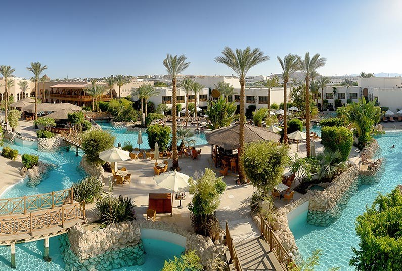 Sun Drenched Relaxation in Sharm El Sheikh