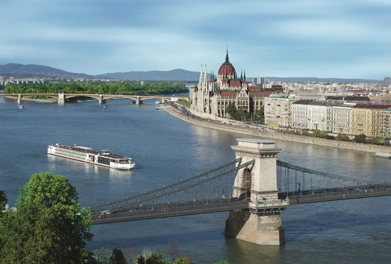 8 day river cruise along the Danube
