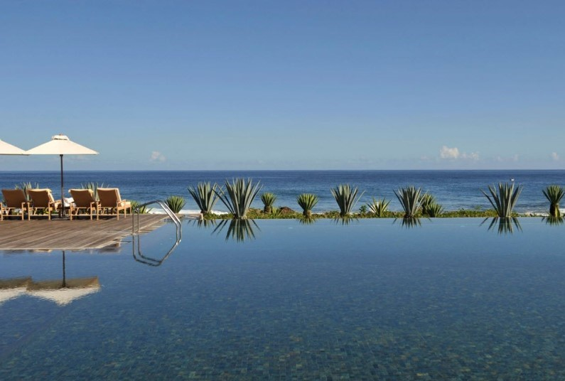 7 night luxury in Mauritius