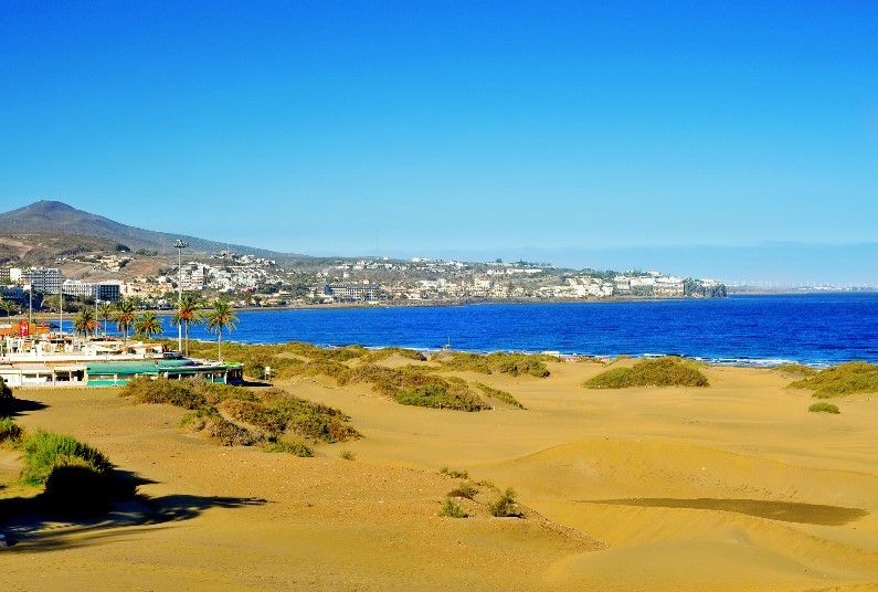 Late Deal, Spend Christmas In Gran Canaria