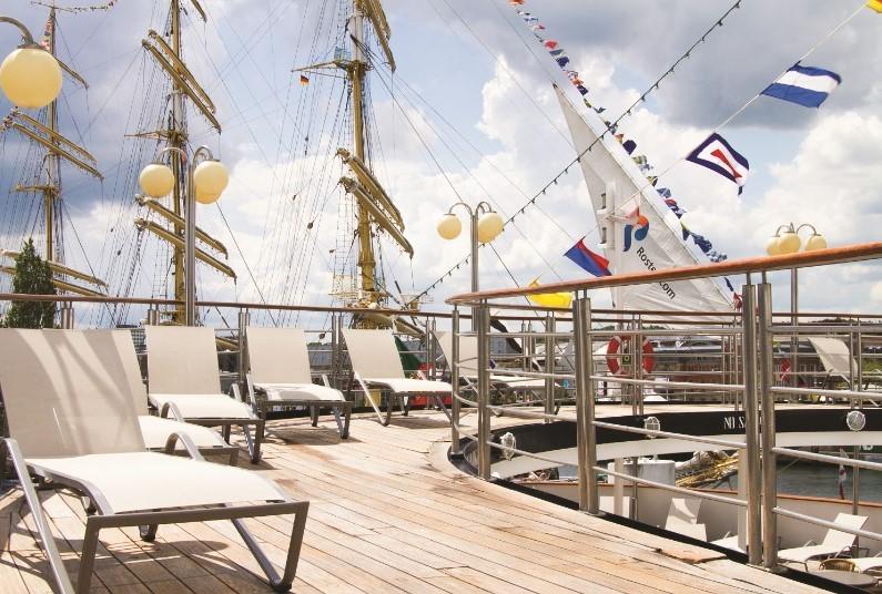 9 night Scandinavia cruise