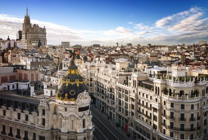 3* Short Break To The Spanish Capital