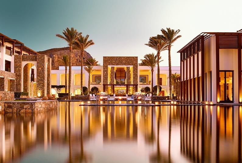 A Luxury Sun Getaway in Crete