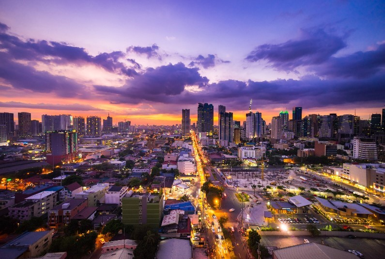 6 Nights In Manila, 4* Hotel
