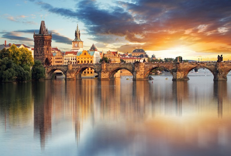 13 day tour including Munich, Prague, Vienna, Budapest...
