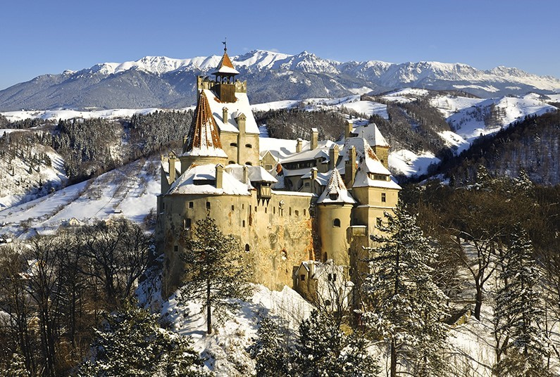 6 night Festive Tour in Romania