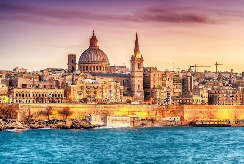 Deluxe Malta getaway