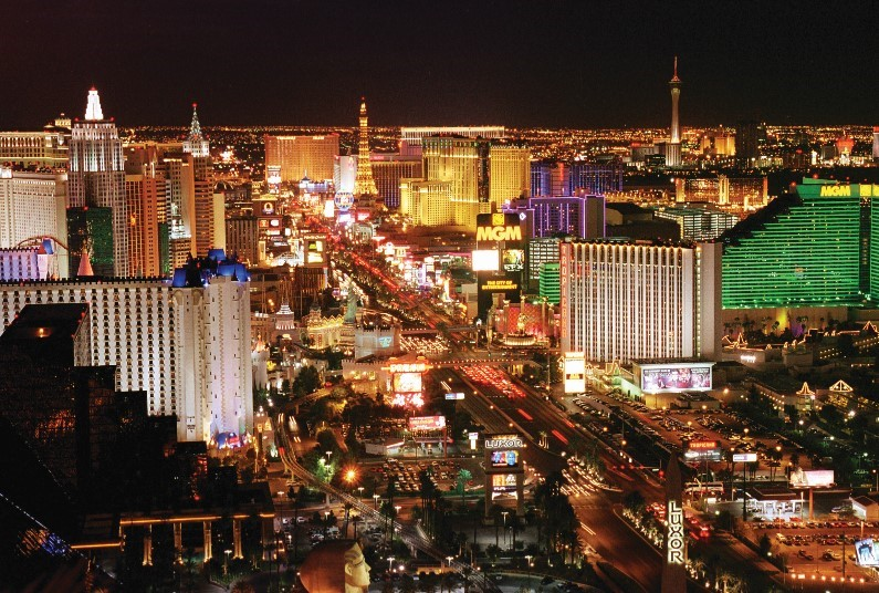 5 nights in Vegas