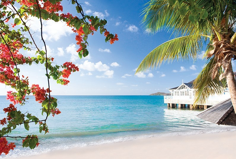 7 nights all-inclusive relaxation in the Caribbean
