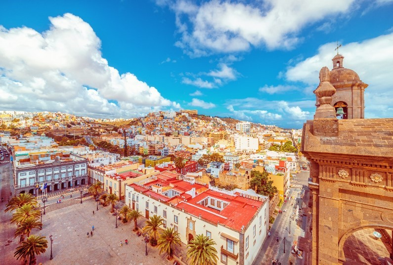 Canary Islands No Fly Cruise