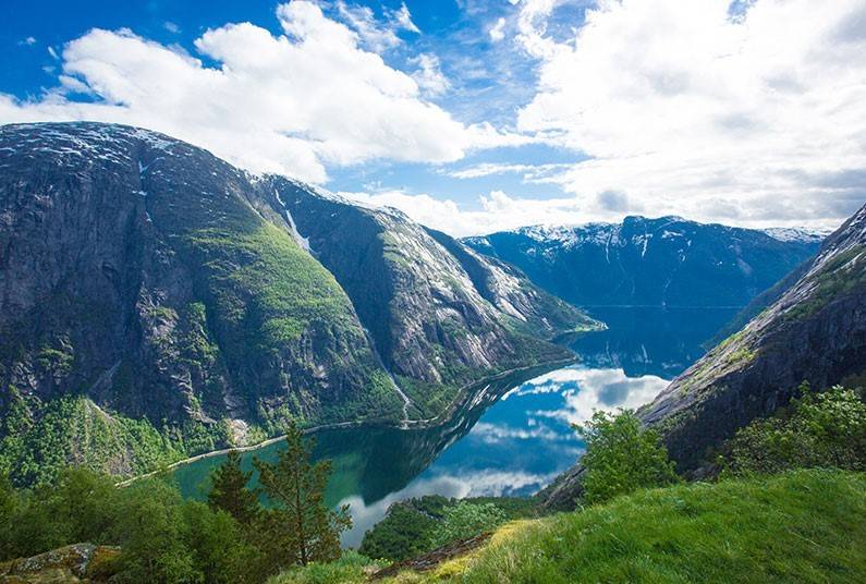 7 nights cruising the Norwegian Fjordland