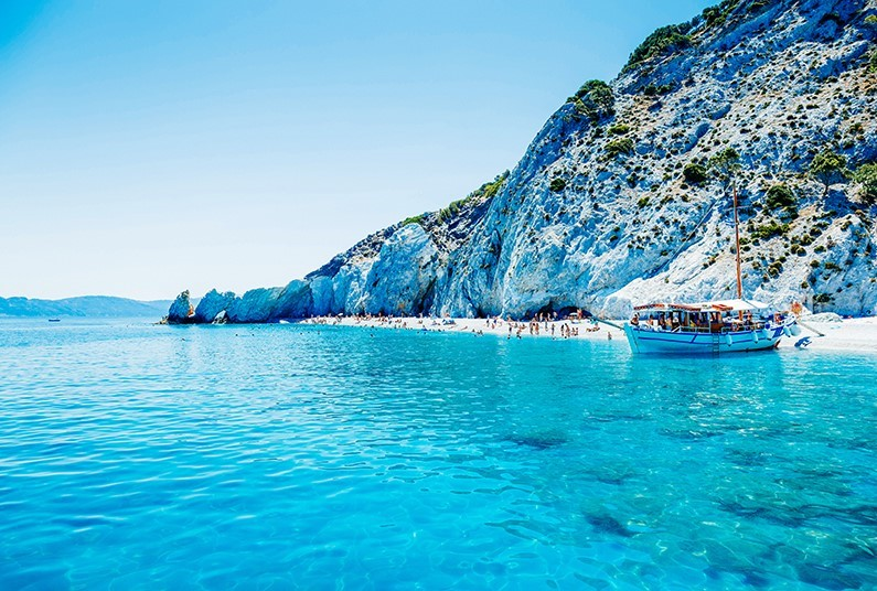 The Enchanting Island of Skiathos
