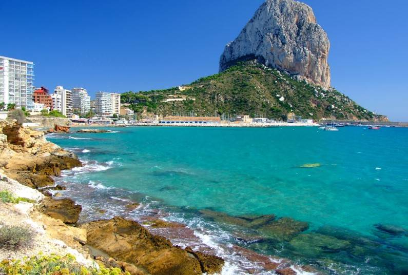 Late Deal, Stay A Short Walk From Calpe's Old Town