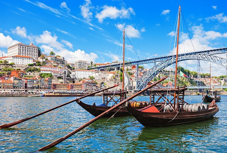 10 day Portugal cruise and tour
