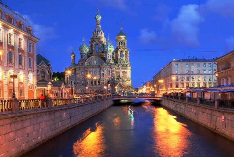 Visit Russia's Two Greatest Cities, Save £150