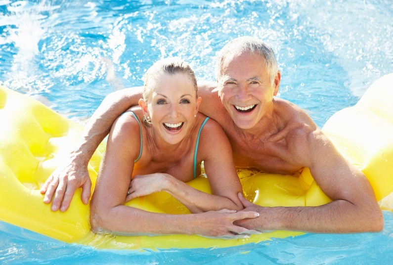 Adult Only Summer Break, Save £375 Per Couple