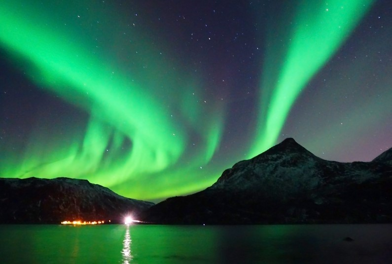 Northern Lights Cruise Along the Norwegian Coast
