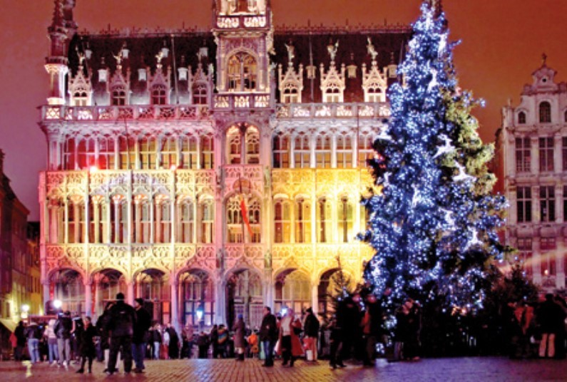 Brussels and Bruges Christmas Markets