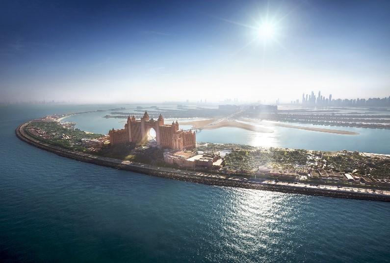 Sparkling 3 night stay Dubai