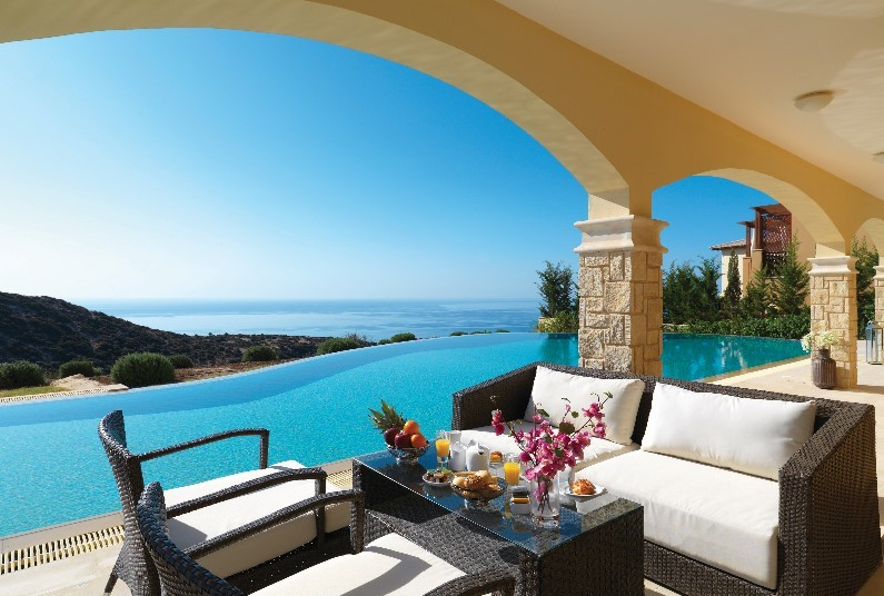 Picturesque Aphrodite Hills Resort