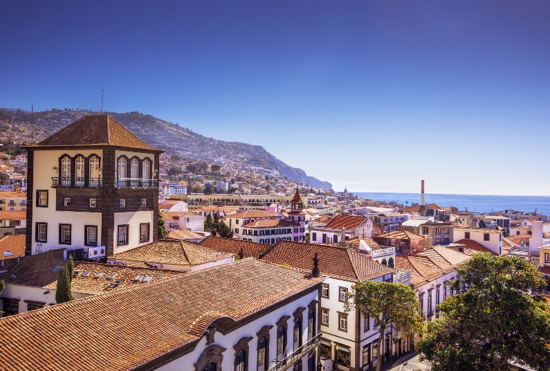 Stay In The Heart Of Madeira's Capital, Save £278 Per Couple