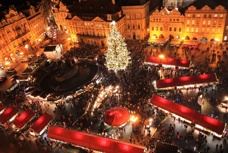 Visit The Christmas Markets In This Beautiful City