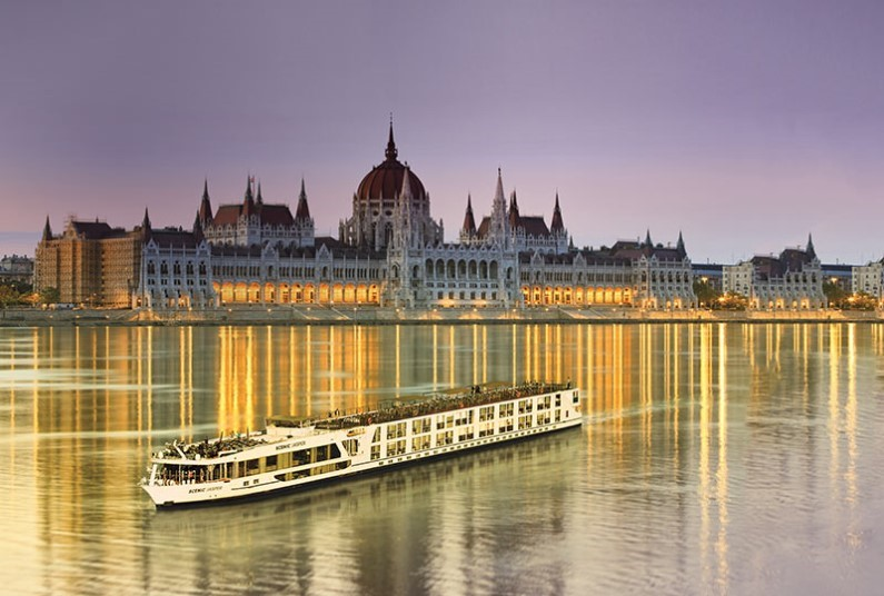 8 day Budapest to Nuremburg river cruise