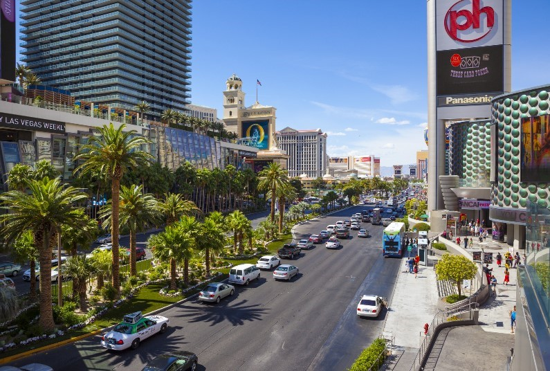 Luxury Break In Vegas, SAVE Up To £110 Per Person