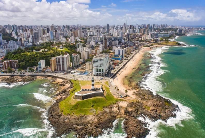 Visit Salvador, Picturesque Coastline & Joyous Culture