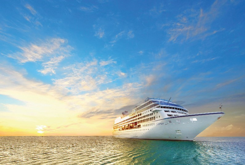 5 Star Luxury Med Cruise