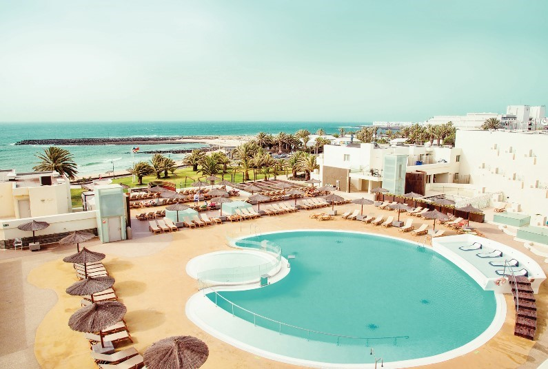 7 night all-inclusive in a suite in Lanzarote