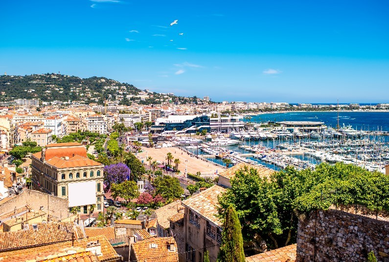 4* Short Break, On The French Riviera