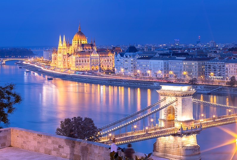 7 night European River Cruise