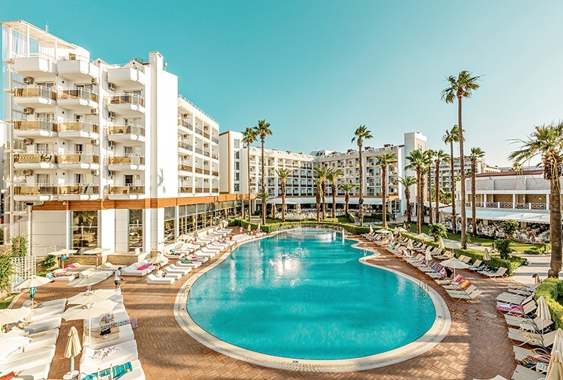 7 nights sunshine holiday in Turkey