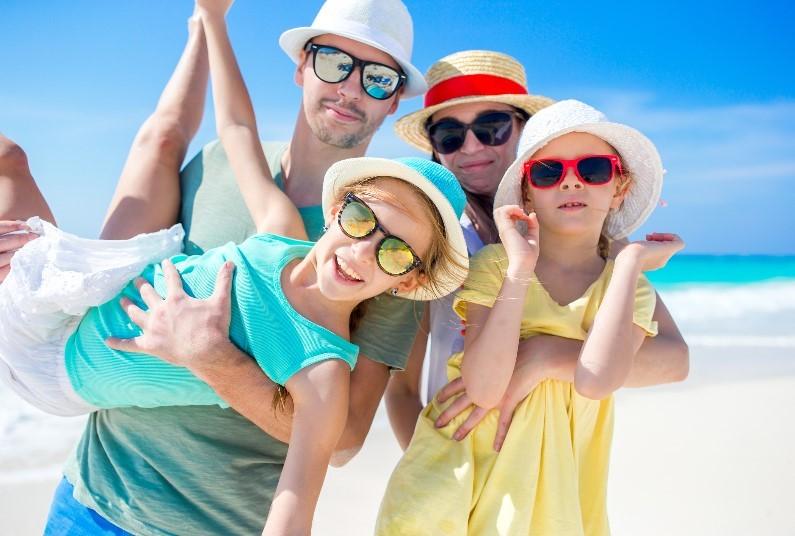 Family Barbados Summer Holiday