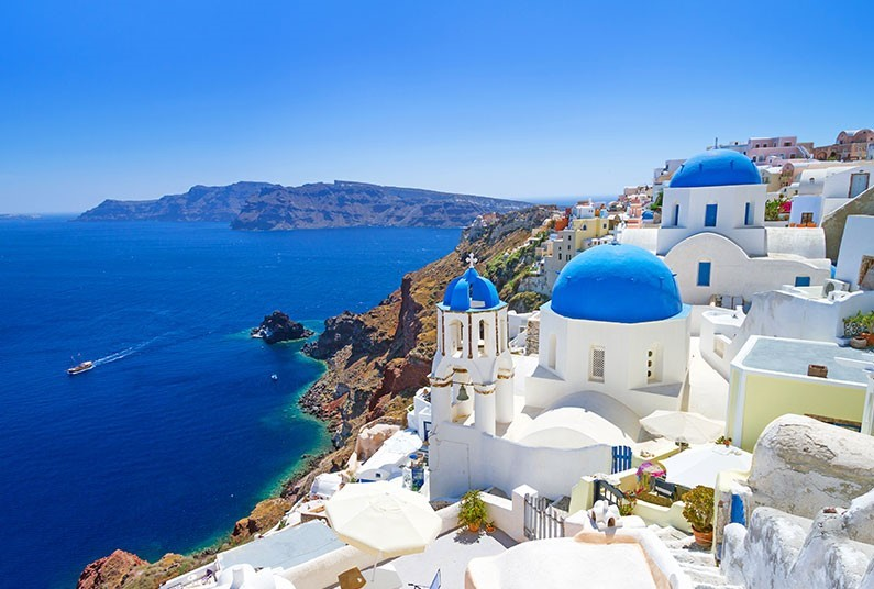 9 night luxury Mediterranean cruise