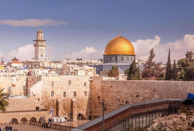 Admire the Magical Treasures of Israel