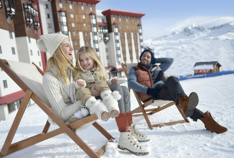 7 nights French Alps Premium All Inclusive